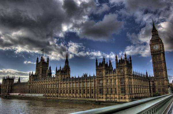 The Clock Tower, Big Ben, and Westminster Palace