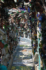 Isaiah Zagar's Magic Gardens