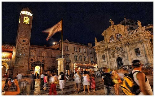 The Dubrovnik Square