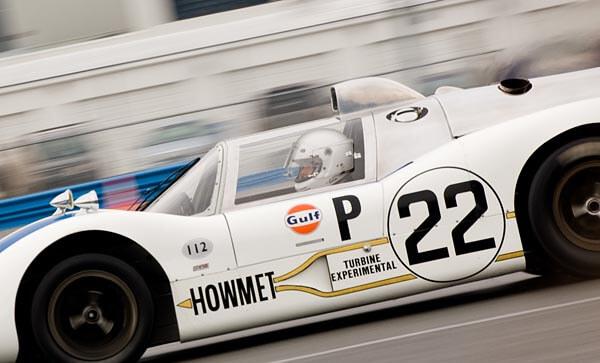 Race car in Florida