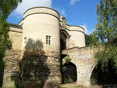 The Nottingham Castle