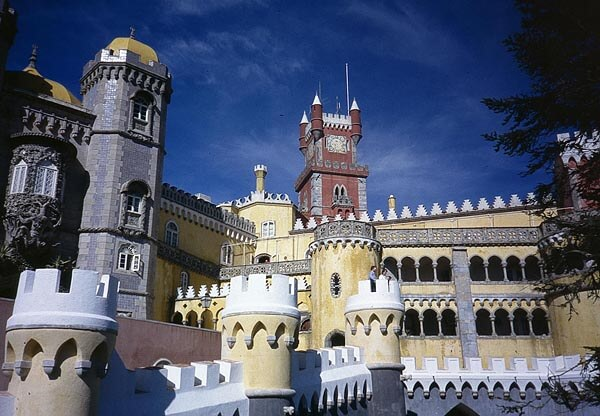 Sintra National Palace, Portugal