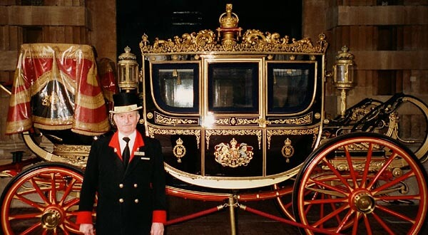 The Queen's Royal Carriage