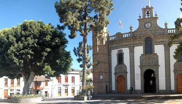 The Basilica de la Virgen del Pino, Gran Canaria