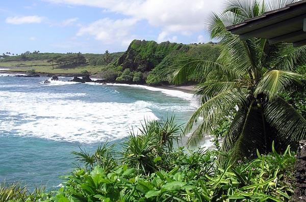 Hamoa Beach on Maui