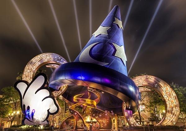 Mickey Mouse magic at Disney World, Orlando