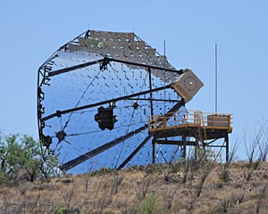 Dish at the Fred Lawrence Whipple Observatory