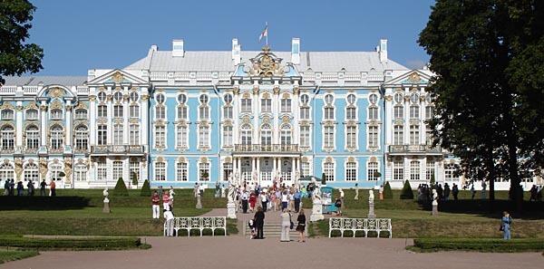 Saint Petersburg's Catherine's Palace
