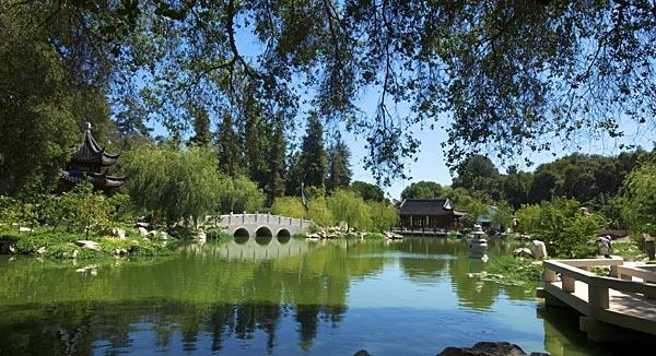 The Huntington Gardens at the Huntington Library, San Marino, CA