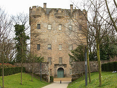 Alloa Tower in Scotland
