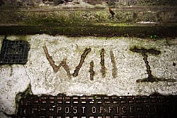 I will graffiti