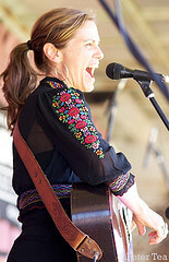 Performer at Tamworth Country Music Festival