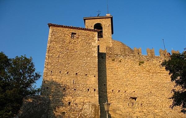 Castello della Guaita in San Marino