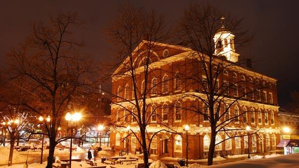 Faneuil Hall, Boston