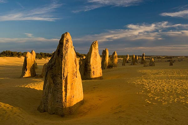 The Pinnacles Desert in Nambung Park