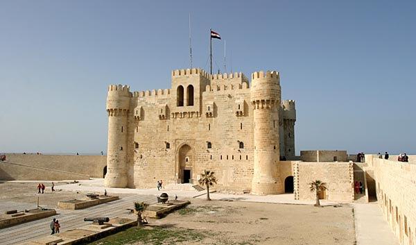 The citadel at Quaitbay