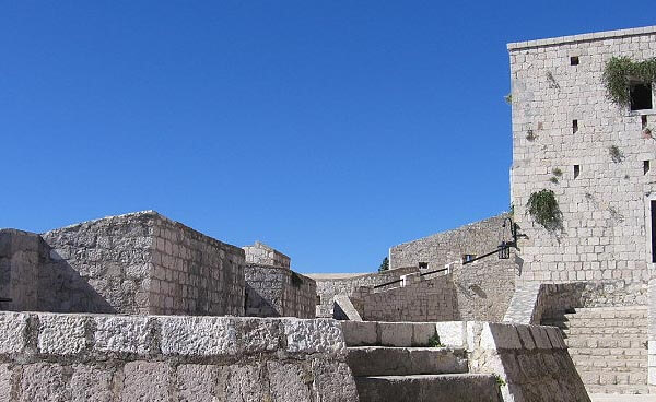 The Hvar Fortress