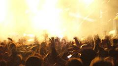 Worldwide Festival crowds