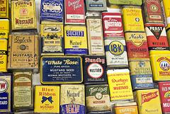 Mustards brands