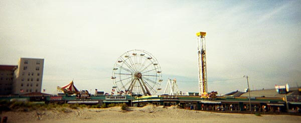 The Ocean City Boardwalk
