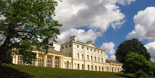 Kenwood House on Hampstead Heath