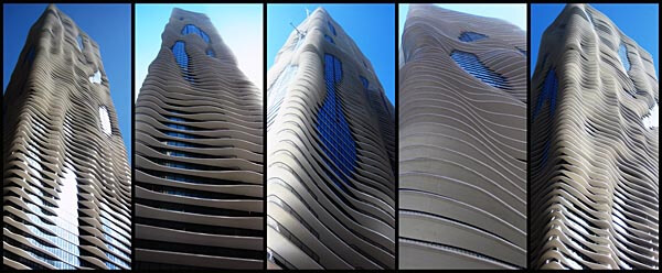 Chicago's Aqua Building