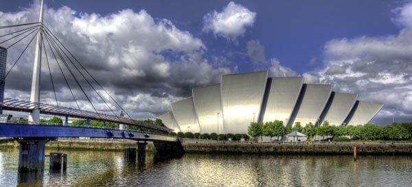 The Clyde Auditorium, Glasgow