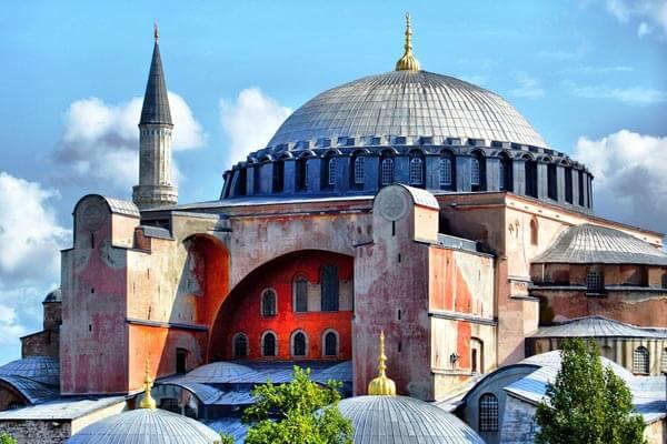 Agy Sofya in Istanbul