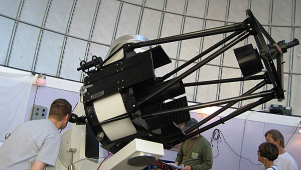 Telescope at Mt Lemmon SkyCenter