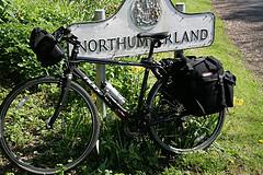 Northumbria cycling