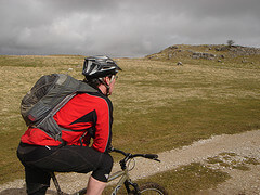 Biking in the Yorkshire Dales National Park