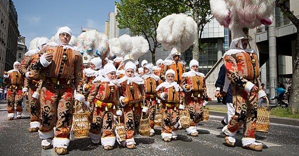 belgian traditionsBelgium Traditions
