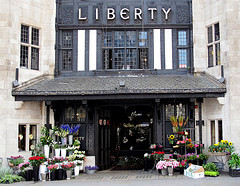 The Liberty storefront
