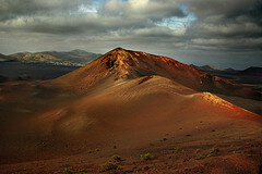 Fire Mountains, Lanzarote