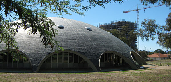 The Shine Dome building