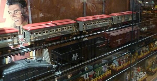 Exhibit at the San Diego Model Railroad Museum