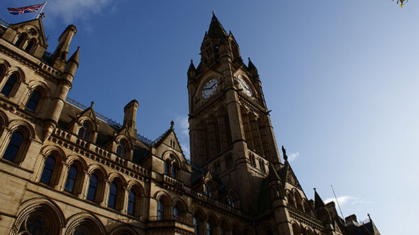 Manchester's Town Hall