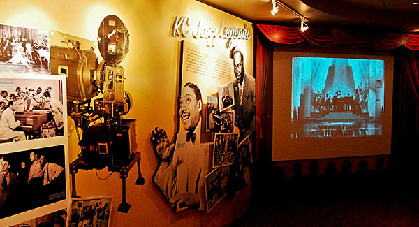 Inside the American Jazz Museum