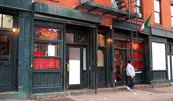 Patsy's Pizzeria in Harlem