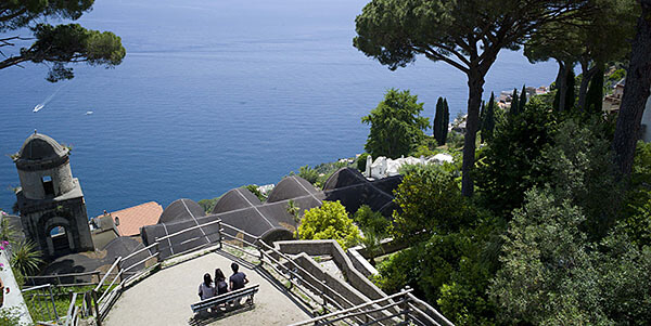 Viewpoint over the Amalfi Coast