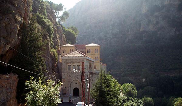 Monastery of Oozhaya