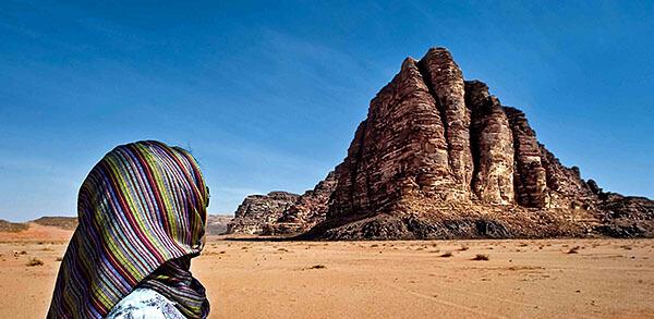 The Seven Pillars of Wisdom in Jordan