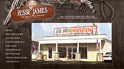 The Jesse James Wax Museum