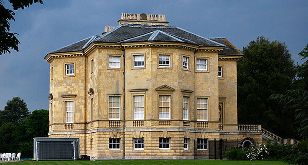 Danson House in Bexleyheath, London