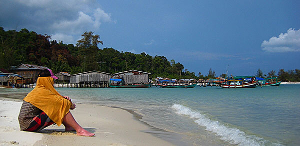 Contemplating life in Koh Rong