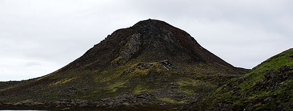 The Thrihnukagigur volcano