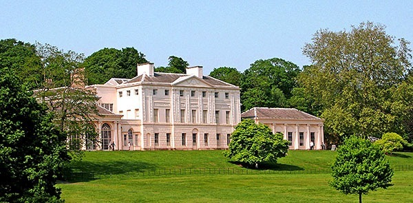 Kenwood House in London's Hampstead Heath