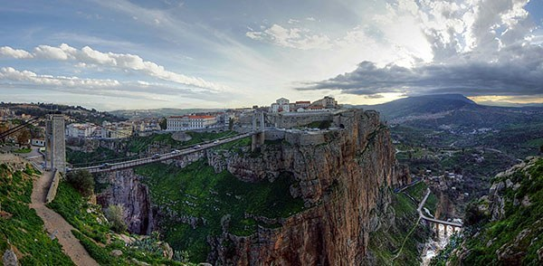 City of Constantine, Algeria