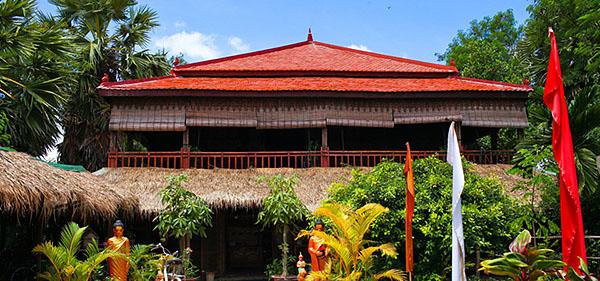 The Hariharalaya Retreat Center