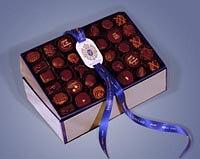 Debauve et Gallais chocolate